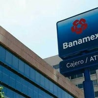 Photo taken at Banamex by George M. on 4/19/2016