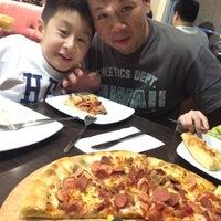 Photo taken at Pizza Hut by Joelz N. on 9/6/2015