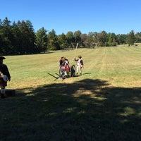 Photo taken at Princeton Battlefield State Park by Francois A. on 9/27/2014