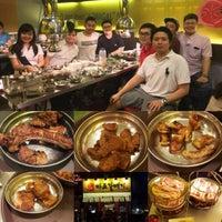 Foto tomada en Mapogalmaegi Korean BBQ por Yosef E. el 2/20/2016