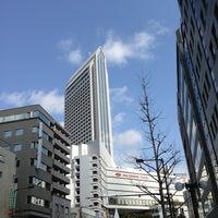 Photo taken at ANA Crowne Plaza Kobe by fuyu👁🗨® (. on 2/25/2013