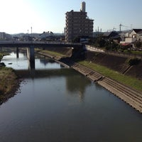 Photo taken at 武庫川 三田 車瀬橋周辺 by fuyu👁🗨® (. on 9/19/2013