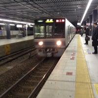 Photo taken at JR Takarazuka Station by fuyu👁🗨® (. on 11/9/2012