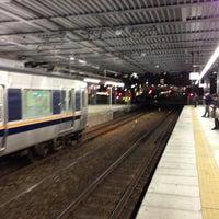 Photo taken at JR Takarazuka Station by fuyu👁🗨® (. on 4/30/2013