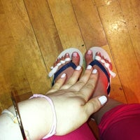 Photo taken at Zen Nail And Spa by Luisa M. on 7/13/2013