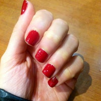 Photo taken at Zen Nail And Spa by Luisa M. on 3/22/2015