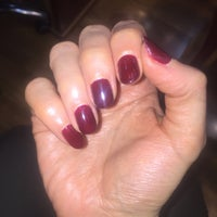 Photo taken at Lady Q Nails by Luisa M. on 11/13/2016