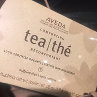 Photo taken at Aveda Experience Center by Luisa M. on 12/3/2016