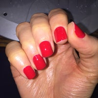 Photo taken at Lady Q Nails by Luisa M. on 2/28/2016