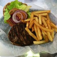 Photo taken at Hudson Beach Cafe by Luisa M. on 7/11/2013