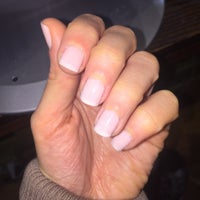Photo taken at Lady Q Nails by Luisa M. on 3/24/2016