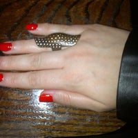 Photo taken at Lady Q Nails by Luisa M. on 10/5/2012