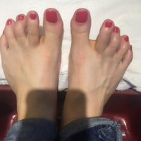 Photo taken at Lady Q Nails by Luisa M. on 10/9/2016