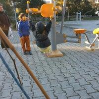 Photo taken at ÇOCUK PARKI by Suna on 12/22/2015