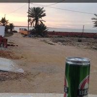 Photo taken at Kerkennah island by Ahmed E. on 2/6/2016