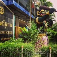Photo taken at Wat Srisudaram by Bhumsak K. on 7/23/2014