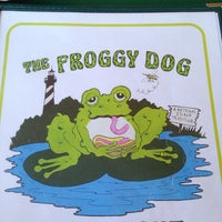 Photo taken at The Froggy Dog by Michael E. on 6/15/2014