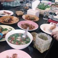 Photo taken at ลาบเมืองป้าว by Tiktok W. on 6/1/2016