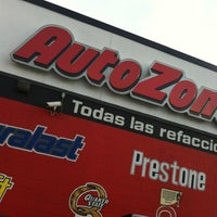 Photo taken at AutoZone by Jose Manuel O. on 3/28/2013