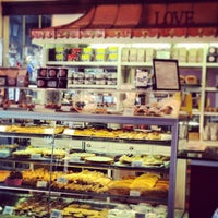 Photo taken at Andersen's Danish Bakery & Restaurant by Angela C. on 5/25/2013