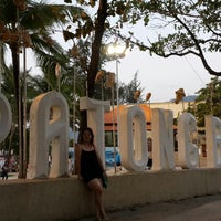 Photo taken at patong beach by cut3 f. on 2/18/2015