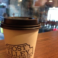 Photo prise au Ghost Alley Espresso par Kevin A. le10/12/2013