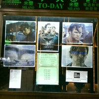 Photo taken at Paris London New York Milano Cinema by Tony L. on 12/9/2015