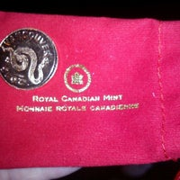 Photo taken at Royal Canadian Mint by lil c on 2/10/2013