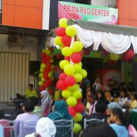 Photo taken at Prima R & G Center by Dini A. on 4/28/2013