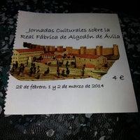 Photo taken at Cine tomas luis de victoria by Cristina S. on 3/2/2014