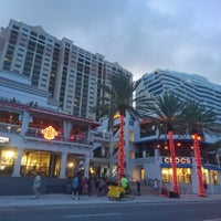 Photo taken at Ft. Lauderdale Beach @ Beach Place by Dalia C. on 10/15/2017