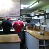 Photo taken at Sausage Deli by Brandon G. on 1/11/2013