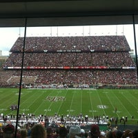 Photo taken at Kyle Field by Cam G. on 9/29/2012