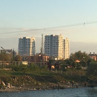 Photo taken at Regülatör Köprü by Hüseyin Ç. on 11/24/2017