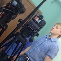 "Photo taken at Частная школа ""Улыбка"" by Ekaterina R. on 6/5/2013"