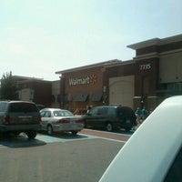 Photo taken at Walmart Supercenter by Justin O. on 9/25/2012