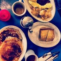 Photo taken at Landmark Diner by Miranda M. on 10/10/2013