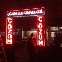 Photo taken at Çözüm Led Teknoloji by Mert K. on 4/11/2015