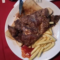 Photo taken at Everest Steak House by Seher A. on 2/25/2015