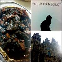 Foto tomada en O Gato Negro por Susana G. el 9/16/2012