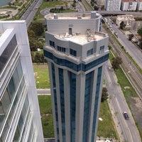 4/16/2013 tarihinde Serhat A.ziyaretçi tarafından Megapol Tower'de çekilen fotoğraf