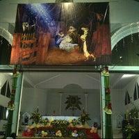 Photo taken at Aula Yohanes Salib-Pertapaan Karmel by Shandy S. on 12/31/2013