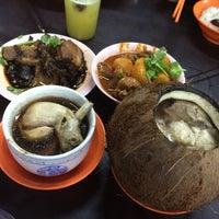 1/11/2015 tarihinde Khalen X.ziyaretçi tarafından Keong Kee Herbal Soup (强记补品)'de çekilen fotoğraf