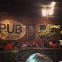 Photo taken at Tír na nÓg Irish Pub by Rob D. on 6/10/2013