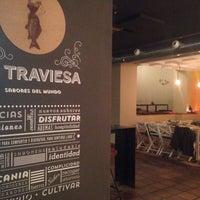 Photo taken at La Traviesa by Javier F. on 3/27/2015