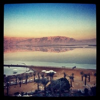 Photo taken at Leonardo Dead Sea Hotel by Joseph B. on 12/23/2013