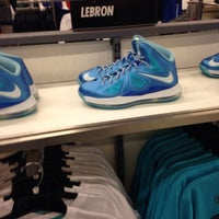 Photo taken at Nike Factory Store by Monte J. on 3/22/2014