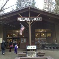 Photo taken at Yosemite Village Store by Reyn J. on 1/26/2013
