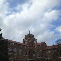 Photo taken at Madonna University by Steven S. on 10/3/2013