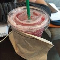Photo taken at Starbucks by June on 2/18/2017